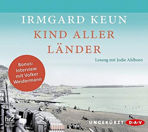 Buchseite und Rezensionen zu 'Kind aller Länder: Ungekürzte Lesung (4 CDs) (Irmgard Keun)' von Irmgard Keun