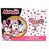 What Kids Want Minnie Drum Kit Set, 31210MIN