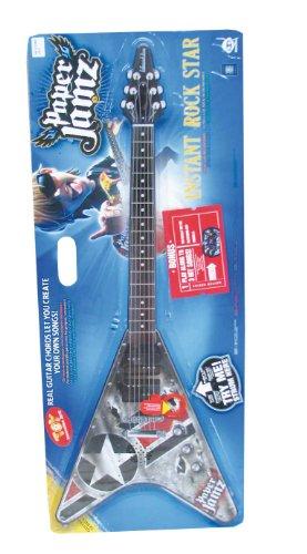Paper Jamz - Guitarra con Altavoz (Giochi Preziosi 6200)