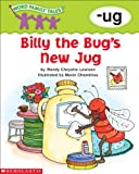Word Family Tales: Billy the Bug's New Jug (-ug) (English Edition)