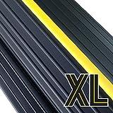 Weather Defender XL Garage Door Threshold Floor Seal 16'5''