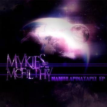 Mykies McFilthy - Mamihlapinatapei EP