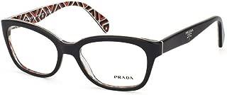 Eyeglasses VPR 20P BLACK MAS-1O1 VPR20P