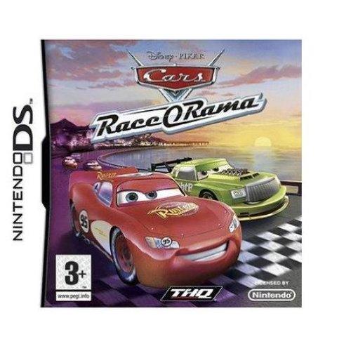 THQ  Cars Race-O-Rama, DS, FR