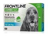 Frontline Combo Spot-On per Cani 10 - 20Kg 3 Pipette