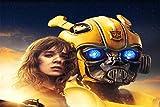 Puzzle 1000 Piezas Películas de ciencia ficción de Transformers 75x50CM nteligencia Jigsaw Puzzlesde Suelo para Niños Adultos Regalo para niños y AdultosRompecabezas de Juguete de Interior
