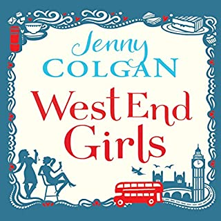 West End Girls                   By:                                                                                                                                 Jenny Colgan                               Narrated by:                                                                                                                                 Lucy Price-Lewis                      Length: 8 hrs and 33 mins     6 ratings     Overall 4.2