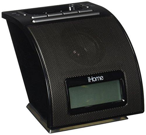iPod iPhone Alarm Clock in Black