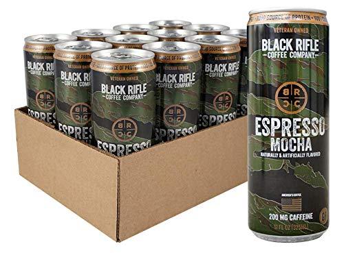 Black Rifle Coffee RTD (Mocha, 12 Count)