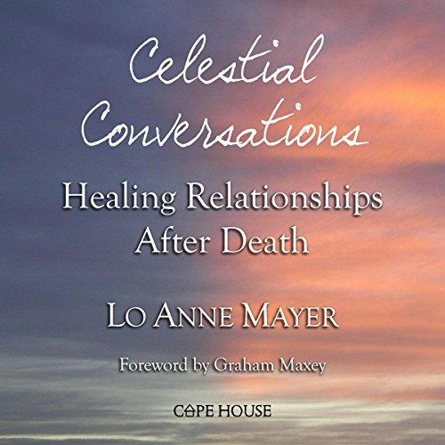 Celestial Conversations audiobook cover art