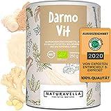 DarmoVit® Bio-Darmkur I Premium Darmflora-Komplex aus Bio-Ballaststoffen, Bio-Gewürzen und...