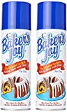 Bakers Joy Cake Pan Spray 2 Pack