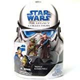 Star Wars Clone Wars Legacy Collection Build-A-Droid Factory Action Figure BD No. 19 Yaddle and Piell