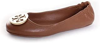 Tory Burch Womens Minnie Closed Toe Slide Flats