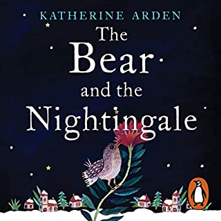 The Bear and the Nightingale     Winternight, Book 1              By:                                                                                                                                 Katherine Arden                               Narrated by:                                                                                                                                 Kathleen Gati                      Length: 11 hrs and 48 mins     424 ratings     Overall 4.4