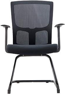 Sillas de la cocina del hogar de la sala de sillas Se adapta Presidente de la Conferencia silla de estilo retro transpirable con respaldo plegable del ordenador creativa multifuncional for Oficina Est