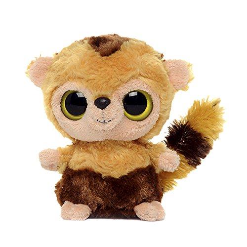 Apex - Muñeco de peluche con ojos grandes, 12 cm (60414)