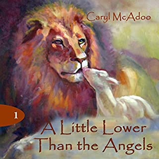 A Little Lower Than the Angels audiobook cover art