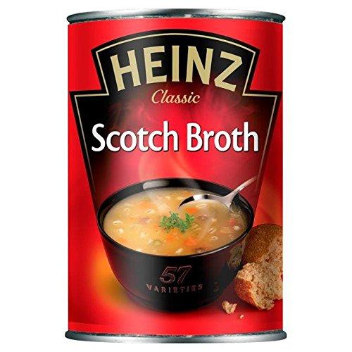 HEINZ Soupe De Bouillon De Scotch 400G - Paquet de 6