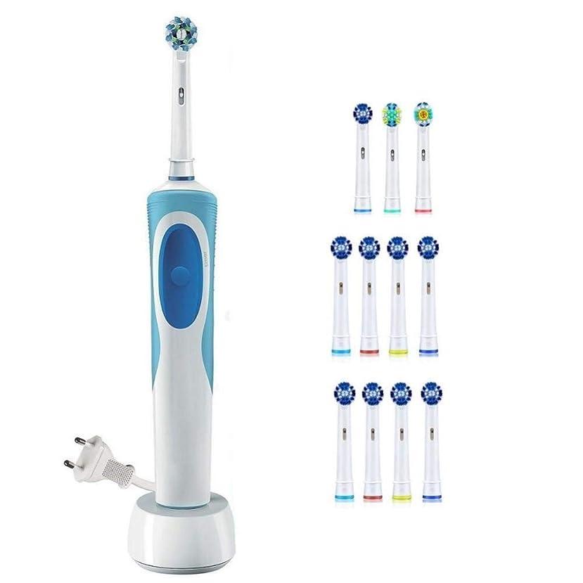 四面体登る認識子供の子供の大人の歯のブラシ、Cのための元の再充電可能な電動歯ブラシの超音波歯ブラシ