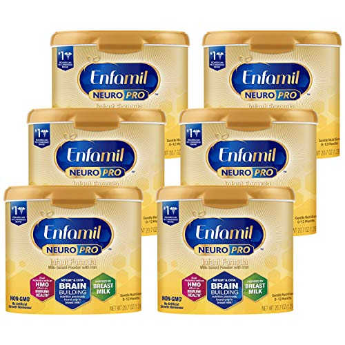 Enfamil NeuroPro Infant Formula - Brain Building Nutrition Inspired by Breast Milk...