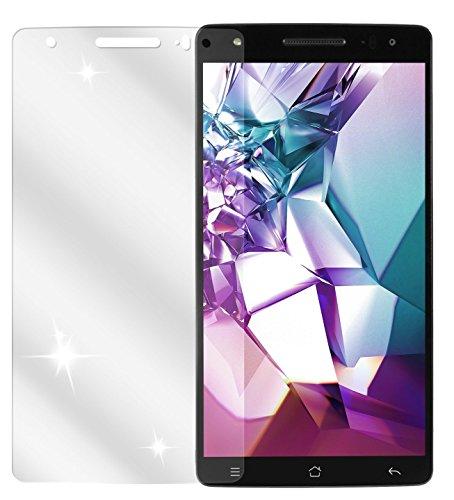 dipos I 6X Schutzfolie klar kompatibel mit Medion Life X6001 / P6001 Folie Bildschirmschutzfolie