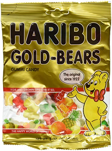 Haribo Gold Bears 5oz Bag