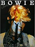 David Bowie Serius Moonlight 1983 - Original Konzertposter,