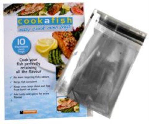 Toastabags Cookafish–10Bolsas Desechables