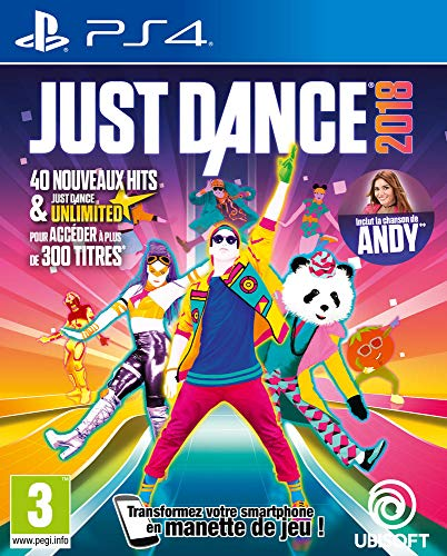 Just Dance 2018 - PlayStation 4 [Edizione: Francia]