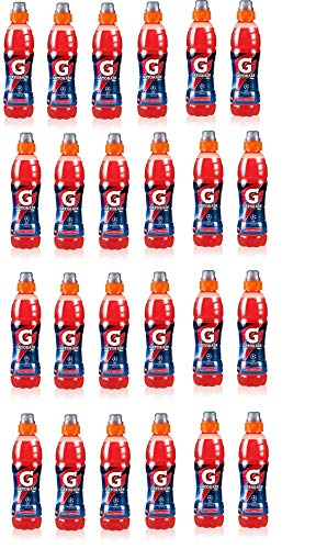 Photo de 24-bouteilles-gatorade-rouge-orange