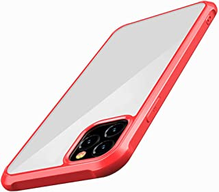 ErYao for iPhone 11 Pro Max Case, Clear Protective Ultra Hybrid Cover with Hard Back and Flexible Slim Lightweight TPU Bumper Cases for iPhone 11 Pro Max 6.5 inch