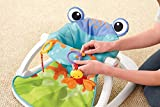 Fisher-Price Sit-Me-Up Floor Seat - Frog, Portable Baby Chair with Toys