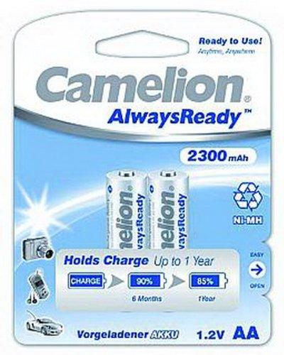 3 x 4er 12 x Camelion Solar Akkus Always Ready AAA Micro HR03 1,2V NiMH 600mAh