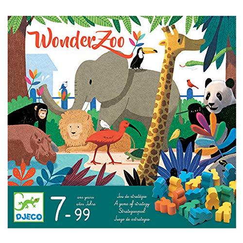Djeco, Wonder Zoo