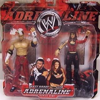 WWE Adrenaline Series 9
