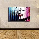 Leinwand Bild,Mitochondrien Madonna, Poster Und Drucke
