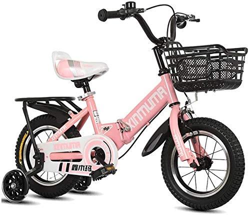 QULONG Bicicleta para niños Bicicleta para niños a prueba
