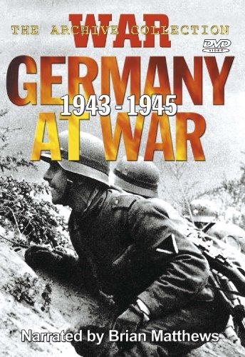 Germany At War 1943-1945 [DVD] [Edizione: Regno Unito]