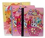 Shopkins Spiral Notebook, Folder & Composition...