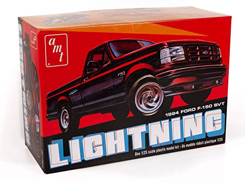 AMT 1994 Ford F-150 Lightning Pickup 1:25 Scale...