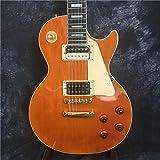 YYYSHOPP Guitarras y Engranajes Guitarra Estándar 6 Cuerdas Guitarra Eléctrica Guitarra Cuerda Acústica Acero Acero Cuerda Guitarra Guitarras clásicas (Color : Guitar, Size : 39 Inches)