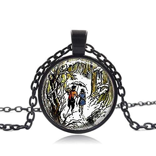 Narnia Collar Narnia Joyería Wearable Arte