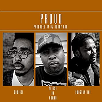 Proud (feat. Oddisee & Substantial)