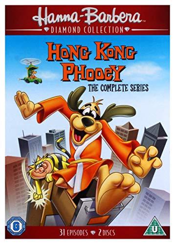 Hong Kong Phooey: The Complete Series [DVD] [1974] [2007]