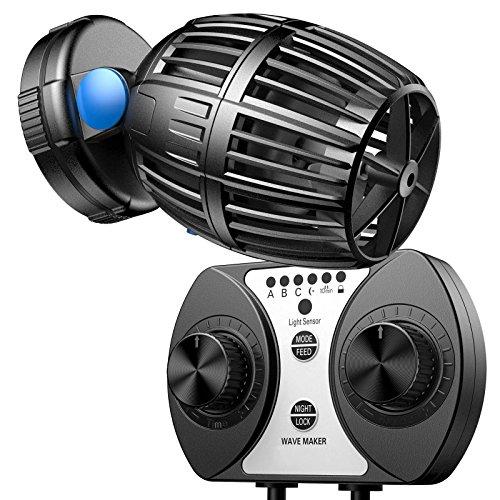 SunSun CW-140 Strömungspumpe Wavemaker 1200-15000l/h 40W Kontroller Aquarium Wasser Pumpe