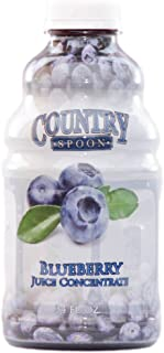 Blueberry Juice Concentrate by Country Spoon (34 oz.)