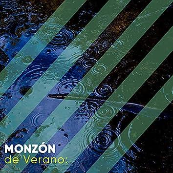 Monzón de Verano:  Lloviendo sobre el Bosque