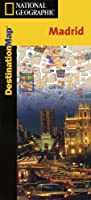 National Geographic Madrid (National Geographic Destination Map)