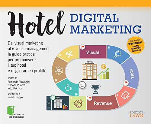 Hotel Digital Marketing: Dal Web design all'analisi dei dati, dal controllo dei costi al visual marketing, la guida completa per avere successo nel settore alberghiero